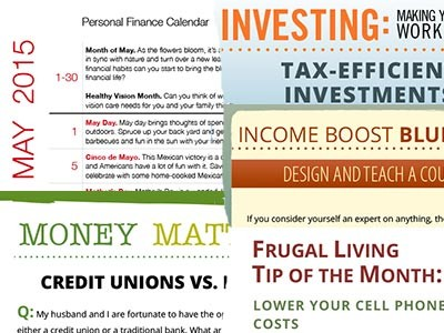 Useful Financial Education Guides May 2015