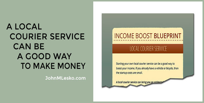How to Make Money with Your Local Courier Service