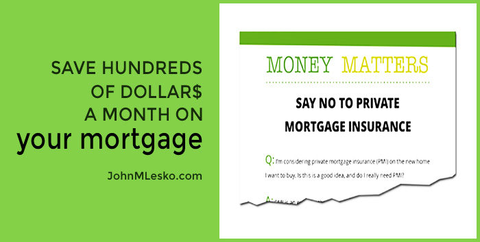 How to Avoid Private Mortgage Insurance