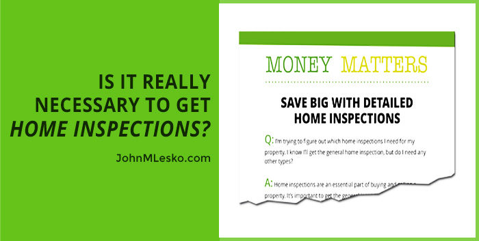 What Types of Home Inspections are Best